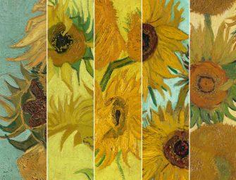 Szenzációs tárlat: Van Gogh öt napraforgós festményét mutatja be egy leszármazottja