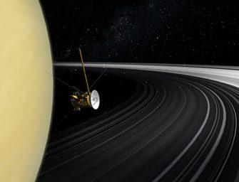 Egy űrszonda haláltánca: a Szaturnuszba vész a Cassini