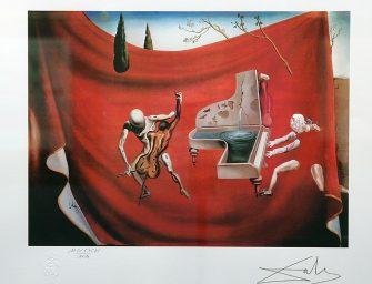 Ingyenes belépés a Dalí-kiállításra