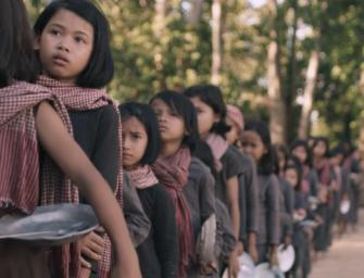 Oszkárra startol Angelina Jolie megrázó Kambodzsa-filmje