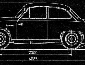 Ámulj, ilyen is lehetett volna a KGST autóipara!