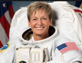 Életem végégi hiányozni a fog a Föld békés sziluettje – meséli az űrhajósnő