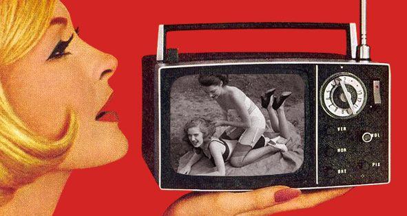 szexi vörös pornó