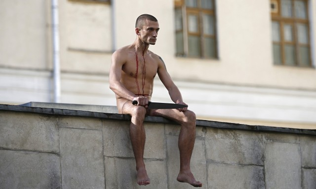 őrizetbe vett péniszek pontok a férfiak testén az erekció érdekében