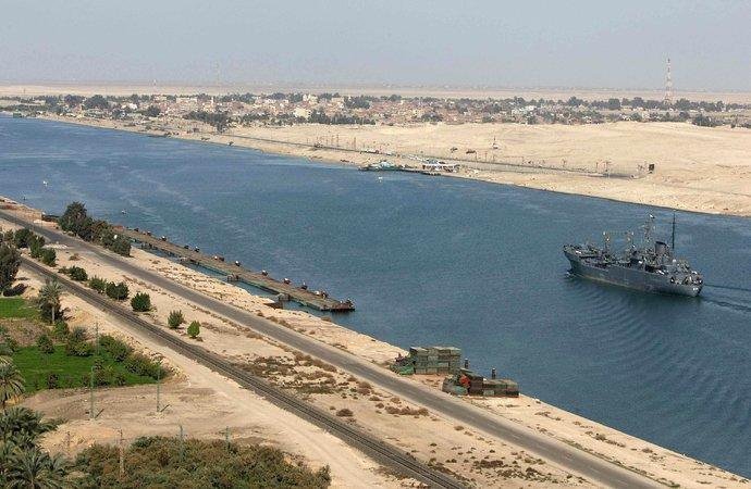 A Szuezi-csatornán keresztül idegen halfajok árasztják el a Földközi-tengert