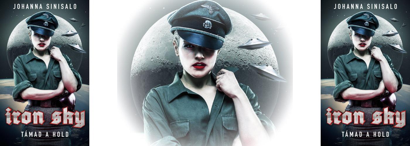 Johanna Sinisalo: Iron Sky / Támad a Hold